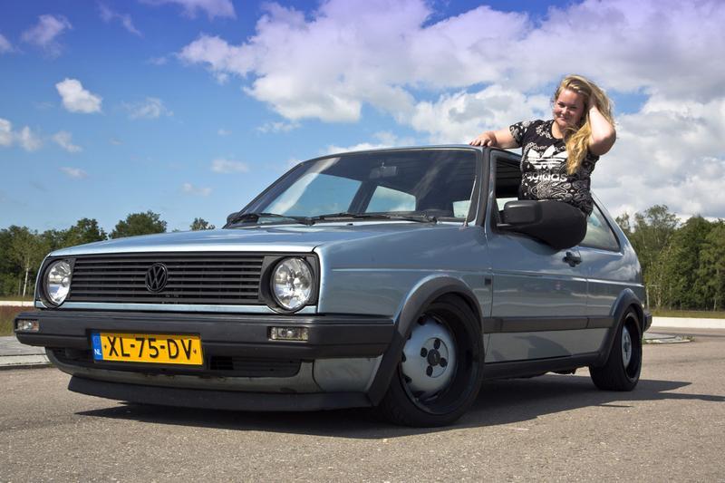 Klokje Rond - Volkswagen Golf (1989)