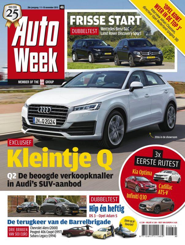 AutoWeek 46 2015
