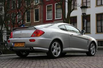 Hyundai Coupé 2.7i V6 FX (2003)