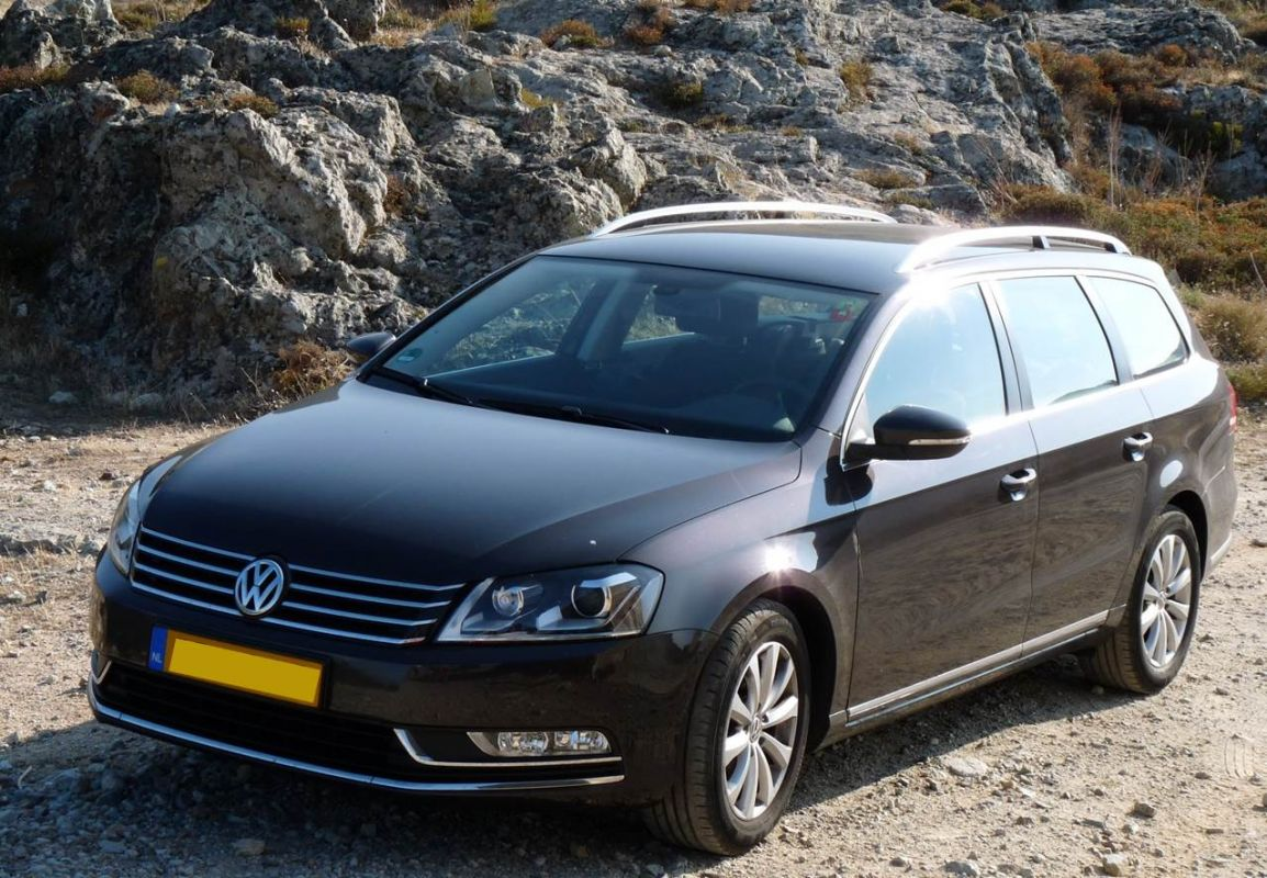 volkswagen passat variant 1 6 tdi 105pk bmt comfortline. Black Bedroom Furniture Sets. Home Design Ideas