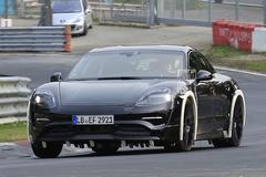 Porsche 'Mission E' verkent de Nordschleife
