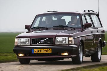 Kloppend Hart - Volvo 240 Estate T-5R