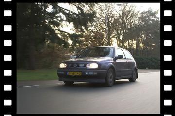 Videoflashback: Volkswagen Golf GTI 16V - 588.456 km - Klokje Rond