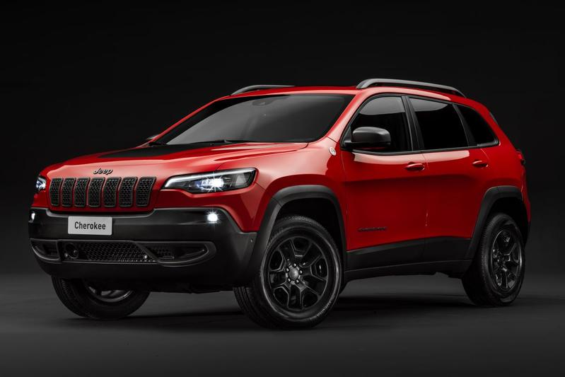 Jeep S-edities en Cherokee Trailhawk