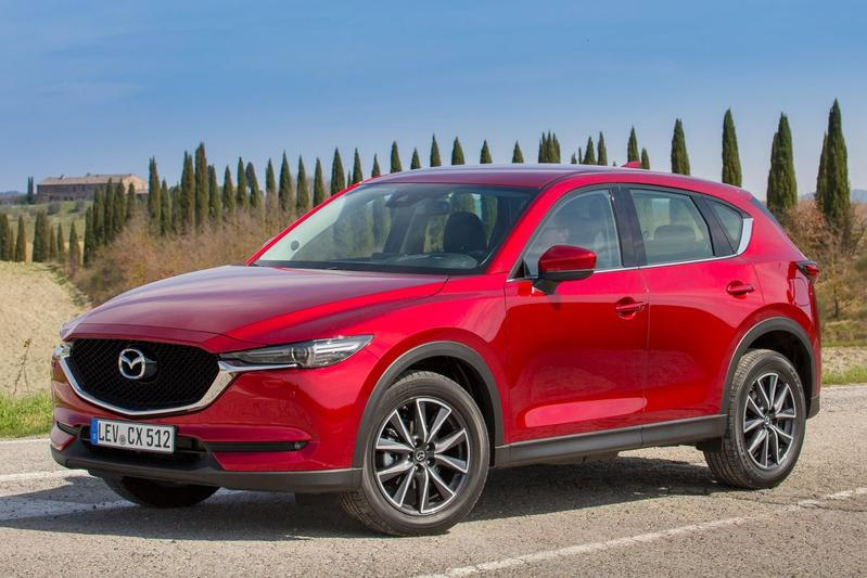 Mazda CX-5 SkyActiv-G 165 Sport Selected (2019)