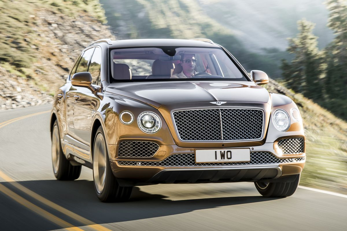 Bentley Bentayga is snelste SUV ooit | Autonieuws ...