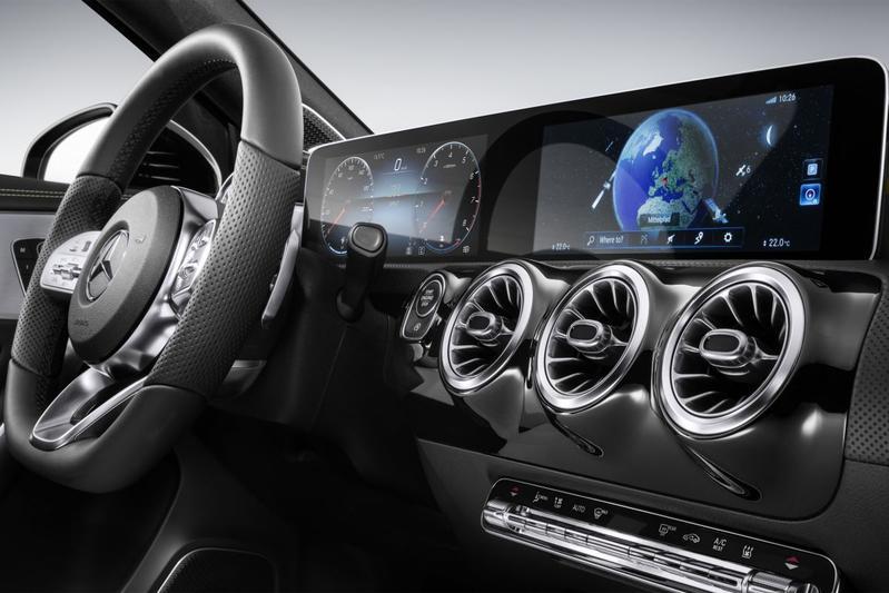 Nieuwe infotainment Mercedes-Benz naar Las Vegas