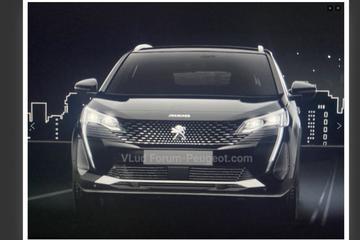 Vernieuwde Peugeot 3008 mogelijk in beeld