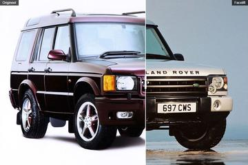Facelift Friday: Land Rover Discovery