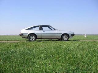 Opel Manta CC 2.0 S Berlinetta (1982)