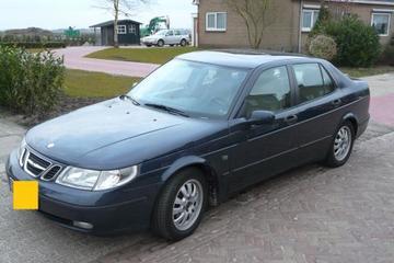 Saab 9-5 2.2 TiD Arc (2004)