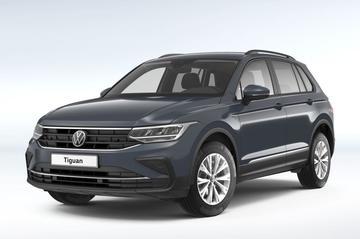 Volkswagen Tiguan - Back to Basics