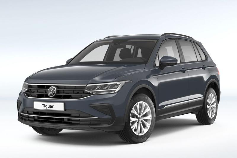 Volkswagen Tiguan Back to Basics
