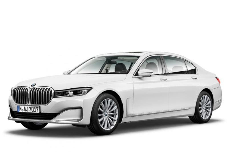 BMW 7-serie lekkage facelift