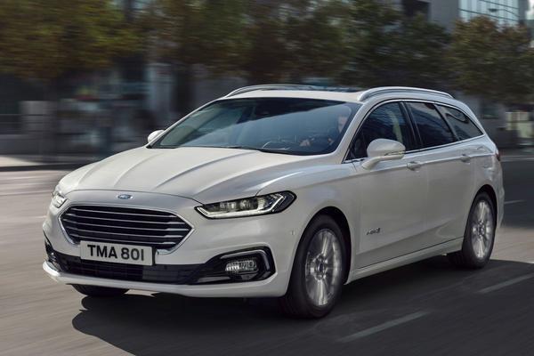 'Nieuwe Ford Mondeo komt volgend jaar'