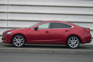 Mazda 6 2.0 Skyactiv-G (2013) - Doorgelicht