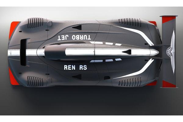 Techrules met Ren RS naar Genève