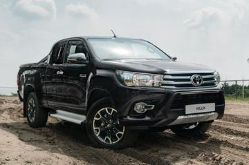 Toyota viert feest met Hilux Fifty