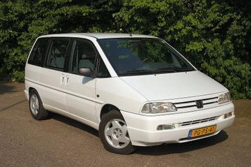 Peugeot 806 ST 2.0 Turbo (1996)