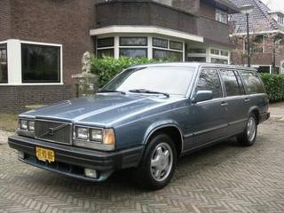 Volvo 760 Turbo (1987)