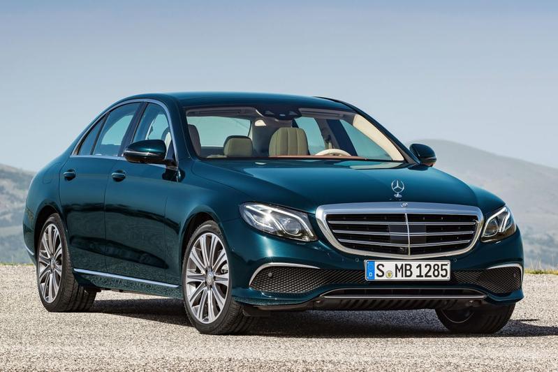 Mercedes-Benz E 220 d Business Solution (2017)