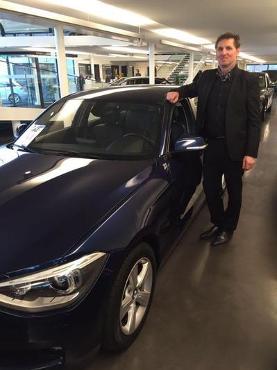 BMW 1-serie (2013)