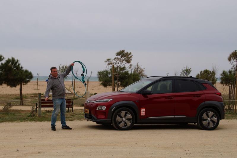 Zomervakantie met elektrische auto - Achtergrond