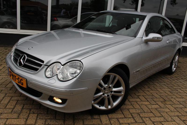 Mercedes-Benz CLK 200 Kompressor Elegance (2005)