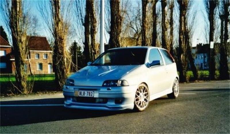 Fiat Punto GT Turbo (1997)