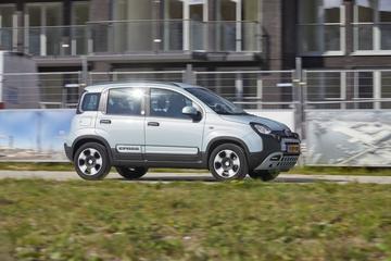 Test: Fiat Panda Hybrid