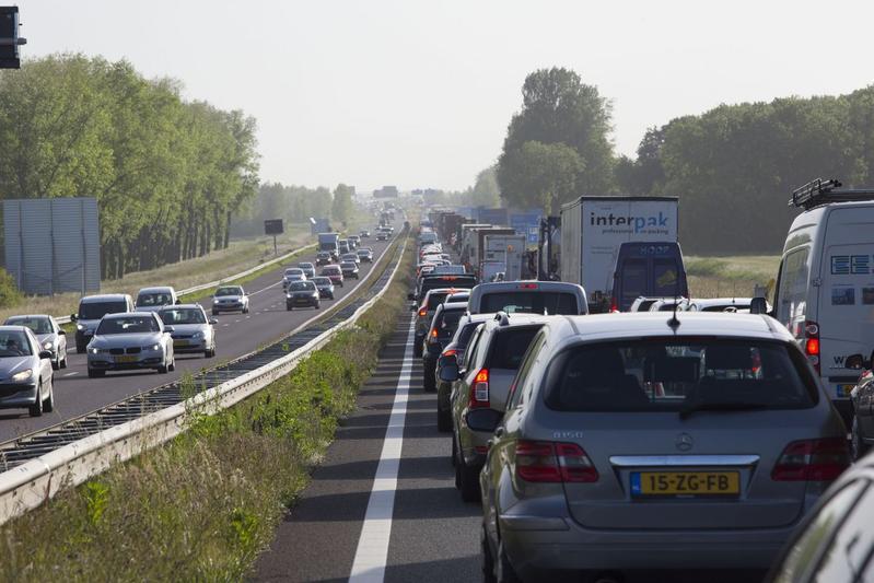 File Moerdijkbrug (foto ANP)