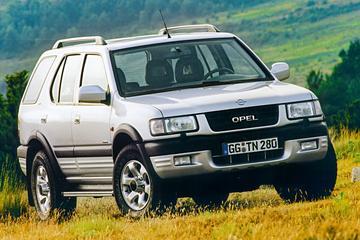De Opel Frontera was Duits-Japanse mix - Achtergrond