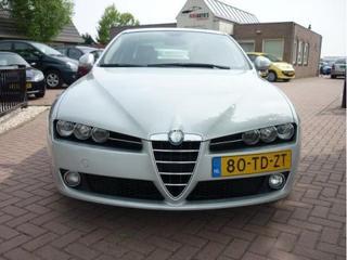 Alfa Romeo 159 1.9 JTDm 16v Distinctive (2006)