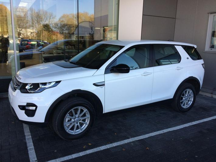 Land Rover Discovery Sport TD4 150 E-Capability Pure (2016)
