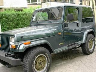 Jeep Wrangler 4.0i Hard Top (1992)