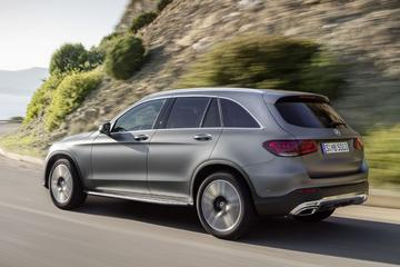 Nieuwe Mercedes-Benz GLC uit Sindelfingen