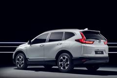 Honda belicht CR-V Hybrid