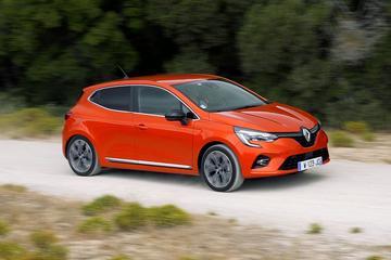 Renault Clio - Rij-impressie