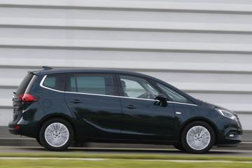 Opel Zafira níet uit productie