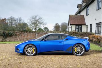 Lotus komt in 2020 met twee nieuwe modellen