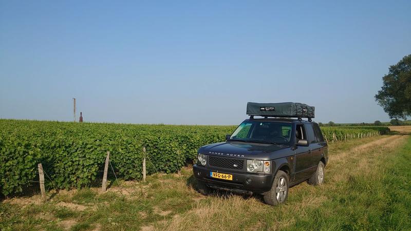 Land Rover Range Rover Td6 HSE (2003)