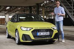 Eerste kennismaking - Audi A1