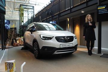 Opel Crossland X op Nederlandse bodem