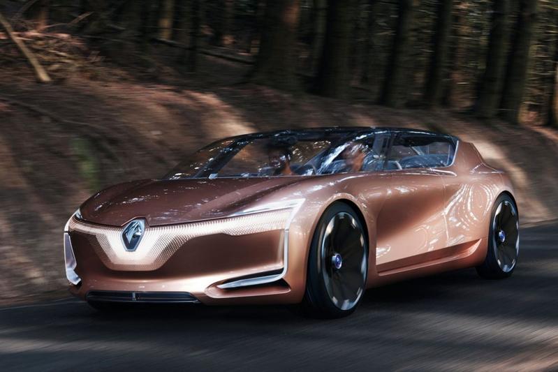 Renault Symbioz: drive-in is de toekomst