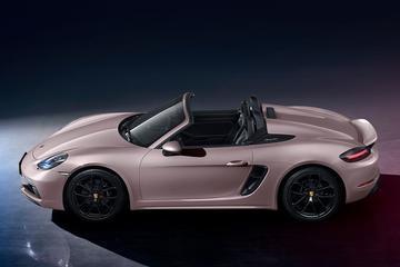 Porsche 718 Spyder verliest twee cilinders in China