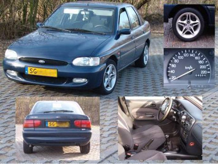 Ford Escort 1.4i Business Edition (1997)