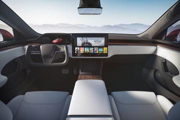 Tesla-topman Musk: 'Normaal stuur geen optie'