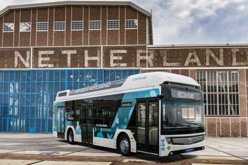 Toyota's elektrische stadsbussen naar Nederland