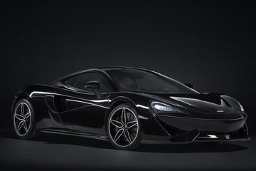 McLaren komt met 570GT MSO Black Collection