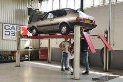 Volvo 360 GL – 1986 – 311.844 km - Klokje Rond